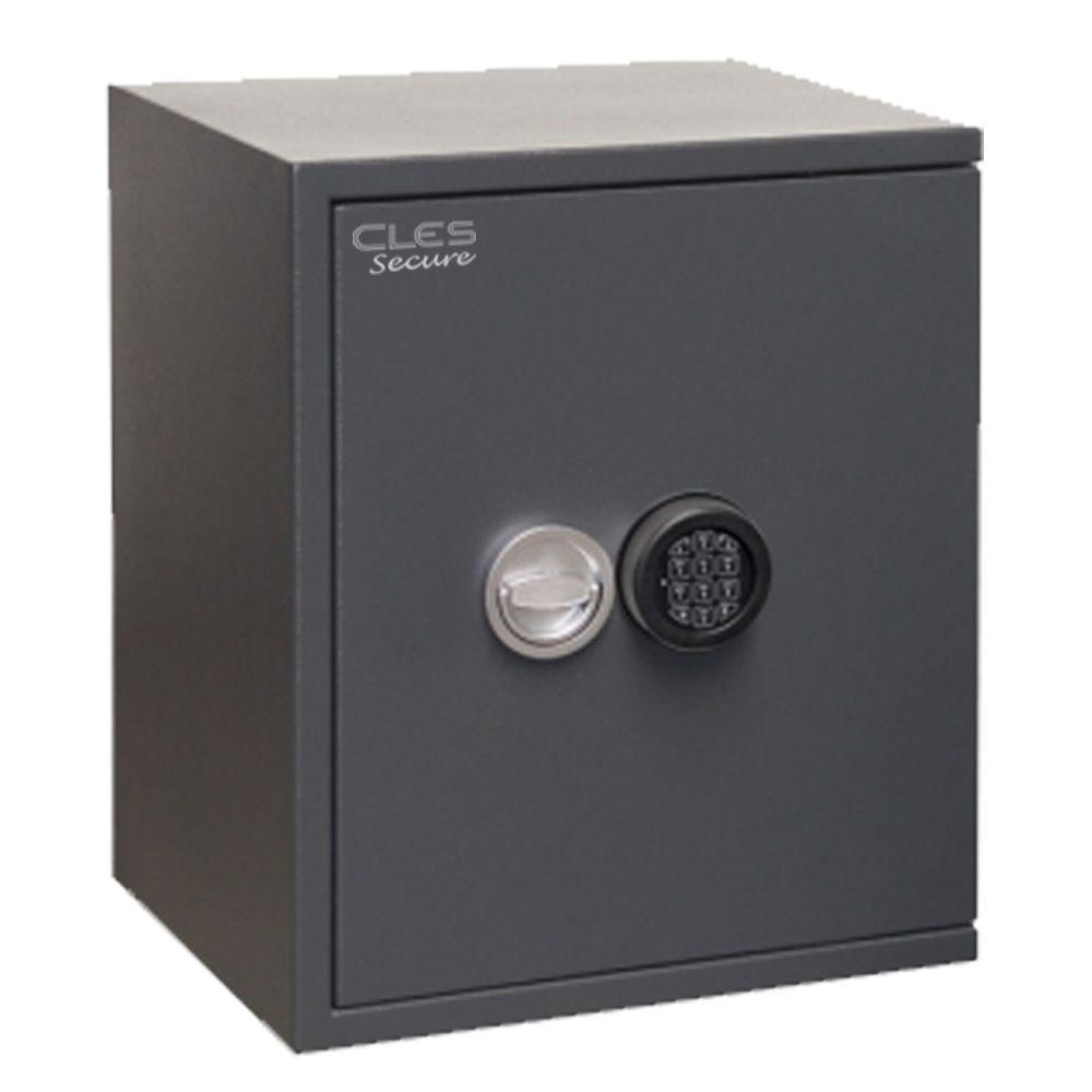 cles secure 3 wertschutztresor mit schl ssel tresor. Black Bedroom Furniture Sets. Home Design Ideas