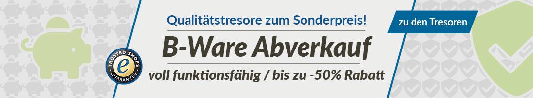 Tresor B-Ware 18-07