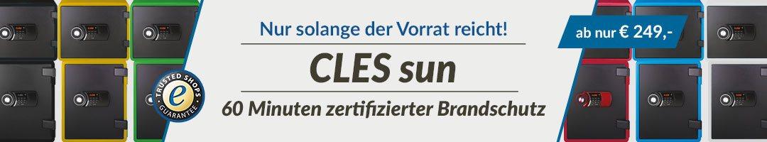 Sonderaktion CLES sun